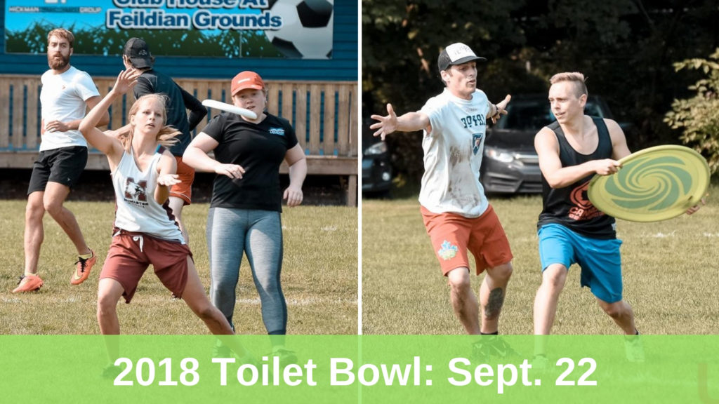 UNL's annual Toilet Bowl is being held on Saturday, Sept. 22.