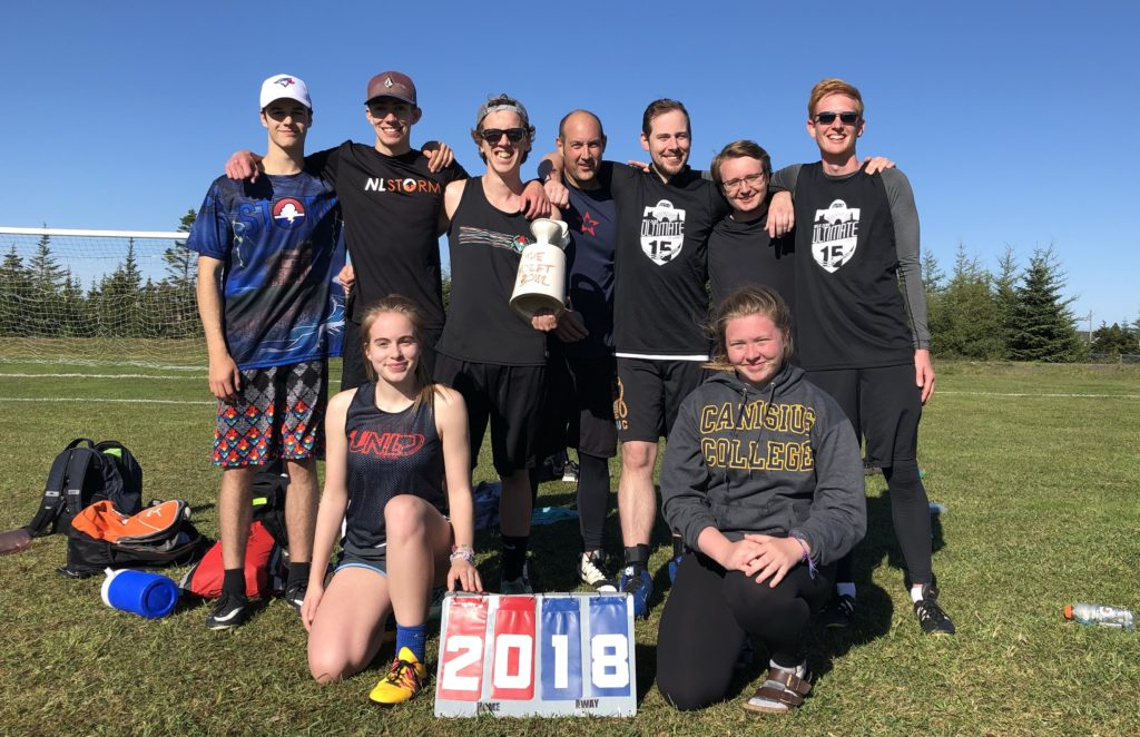 Upper Deckers were the 2018 Toilet Bowl champions.
