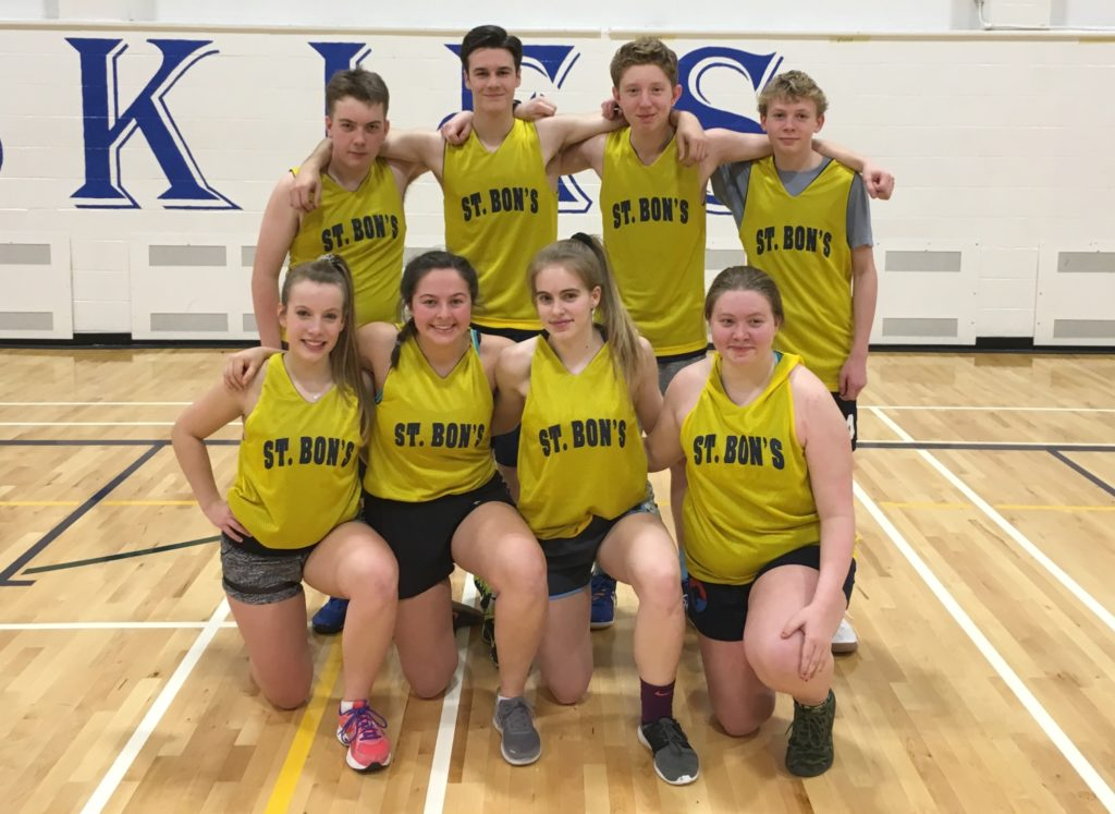 St. Bonaventure's College recently won the Mount Pearl Senior High invitational tournament.